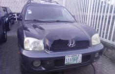 Almost brand new Hyundai Santa Fe Petrol 2004