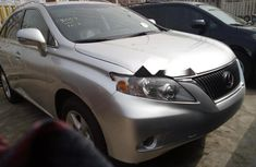 Almost brand new Lexus RX Petrol 2010