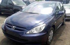 Peugeot 307 2003 ₦1,300,000 for sale