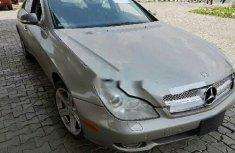 Almost brand new Mercedes-Benz CLS Petrol 2007