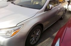 Toyota Camry 2017 Automatic Petrol ₦13,500,000