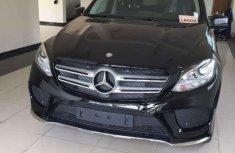 Mercedes-Benz GLE 2017 Petrol Automatic Black