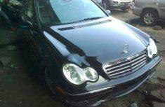 Mercedes-Benz C230 2008 Petrol Automatic Black