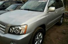 2002 Toyota Highlander for sale in Lagos