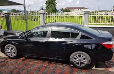 Honda Accord 2013 Petrol Automatic Black
