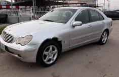 Mercedes-Benz C240 2002 Automatic Petrol ₦1,295,000