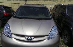 2009 Toyota Sienna Petrol Automatic