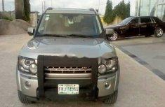 Land Rover LR4 2012 Automatic Petrol ₦11,000,000