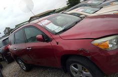 Toyota RAV4 2002 Red for sale