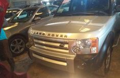 Land Rover LR3 2006 Silver for sale