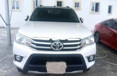 2017 Toyota Hilux Automatic Petrol well maintained