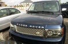 Range Rover 2008 Blue for sale