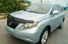 Lexus RX 2010 ₦6,750,000 for sale