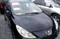Peugeot 307 2003 Black for sale