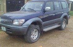 2002 Toyota Land Cruiser Prado for sale in Lagos
