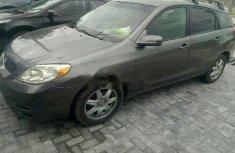 Toyota Matrix 2003 Petrol Automatic Grey/Silver