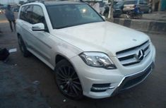 Almost brand new Mercedes-Benz GLK Petrol 2013