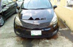 Almost brand new Kia Rio Petrol 2013