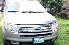Ford Edge 2010 With Good Chilling Ac Buy And Drive