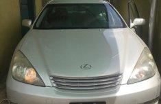 Almost brand new Lexus ES Petrol 2003