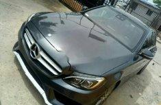 Mercedes-Benz C300 2015 Petrol Automatic Grey/Silver