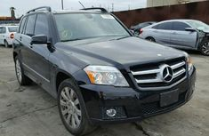 Mercedes-Benz Glk350  2012 For Sale