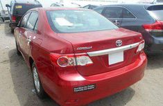 Foreign direct tokunbo 2007 Toyota corolla for sales