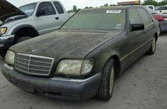 Mercedes Benz S500 1998 for sale