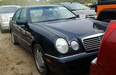 Mercedes Benz E420 1998 for sale