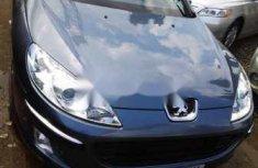 Peugeot 407 2005 Petrol Automatic Grey/Silver