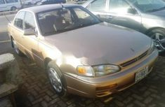 Almost brand new Toyota Camry Petrol 1996