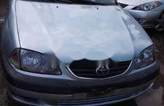 Toyota Avensis 2004 Petrol Automatic Grey/Silver