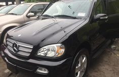Mercedes-Benz ML 320 2005 Petrol Automatic Black