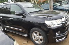 2013 Toyota Land Cruiser Petrol Automatic