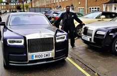 Akin-Olugbade, worldwide famous Rolls-Royce collector, spent N400m for Cullinan