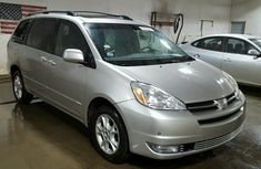 2007 TOYOTA SIENNA XLE FOR SALE
