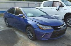 2016 TOYOTA CAMRY XSE FOR SALE