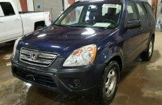 2005 Honda CRV blue for sale