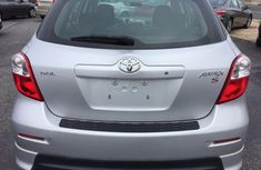 Foreign used Toyota Matrix 2009