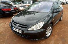 Peugeot 307 2008 Black for sale