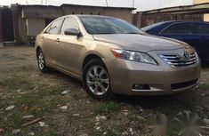 Super Clean Toyota Camry 2007 Gold