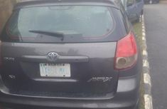Toyota Matrix 2003 Gray for sale