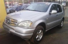 2002 Mercedes-Benz ML 320 3.2 Automatic for sale at best price