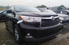 Toyota Highlander 2015 Automatic Petrol ₦14,500,000