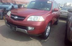 Almost brand new Acura MDX Petrol 2003