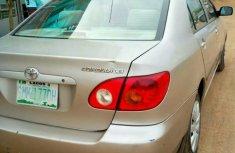Toyota Corolla LE 2004 for sale