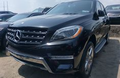 Mercedes Benz ML350 2014 for sale
