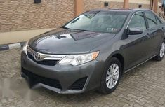 Toyota Camry 2013 Gray for sale