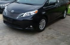 Toyota Sienna 2017 model for sale
