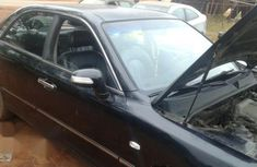 Hyundai Grandeur 2001 Black for sale